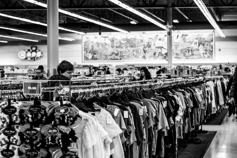 Not only is thrifting a great way to help the environment, you might just find your next favorite piece of clothing,