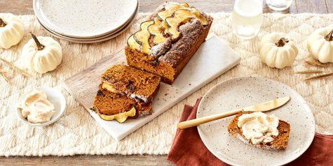 Virtual Cooking Class:Autumn Maple Pumpkin Bread - Sep 28