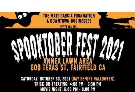Fairfield SpookTober Fest 2021 - October 30