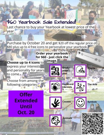 Check your email for this clickable flyer from October 5 by ReneeD@fsusd.org.
