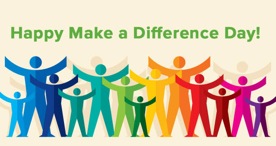 Make a difference, celebrate a birthday