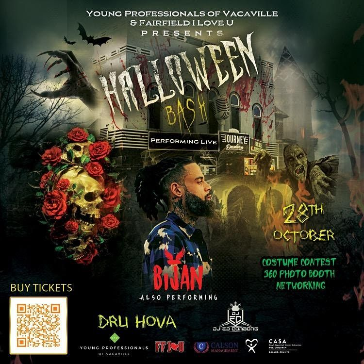 This Halloween Bash is one of many activities to do this time of year.