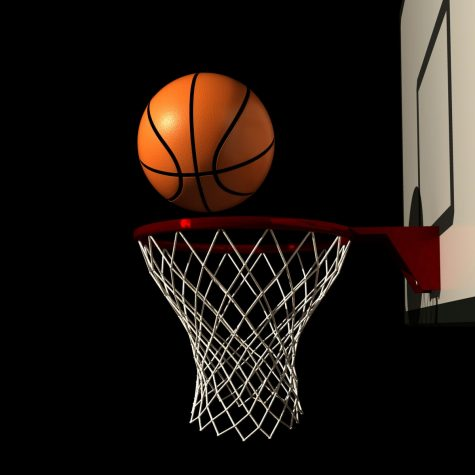 Basketball try-outs on November 1