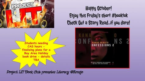 Friday #BookTok in the library