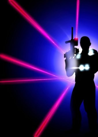 Can you Survive Fridays at Q-Zar Laser Tag?
