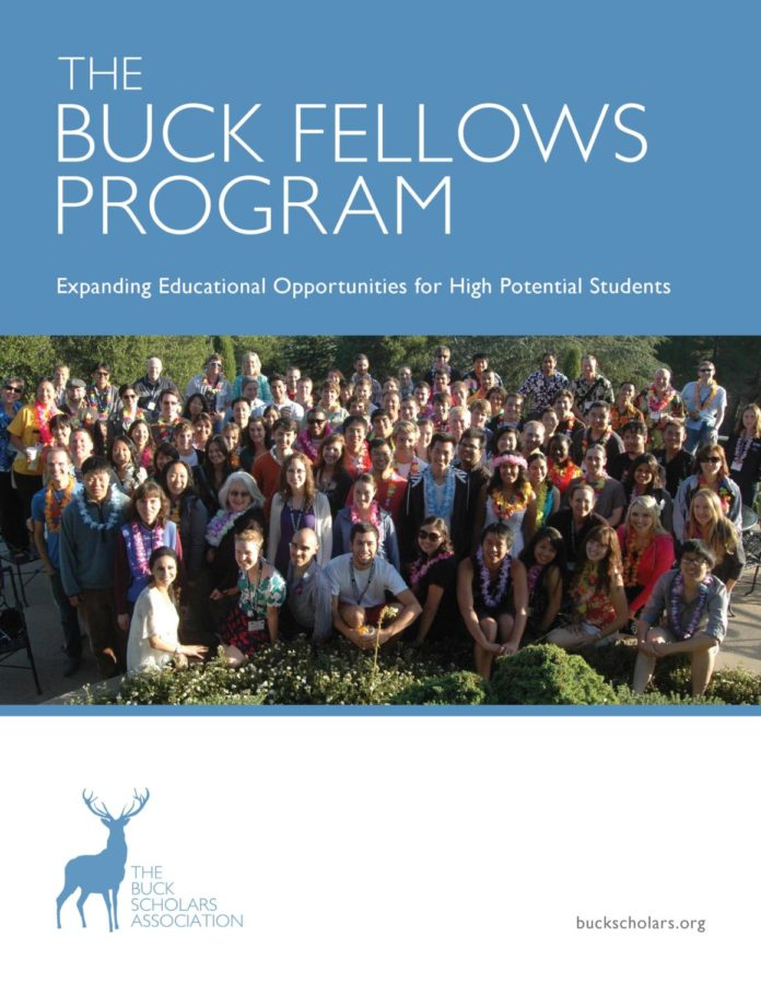 Image result for buck scholarship